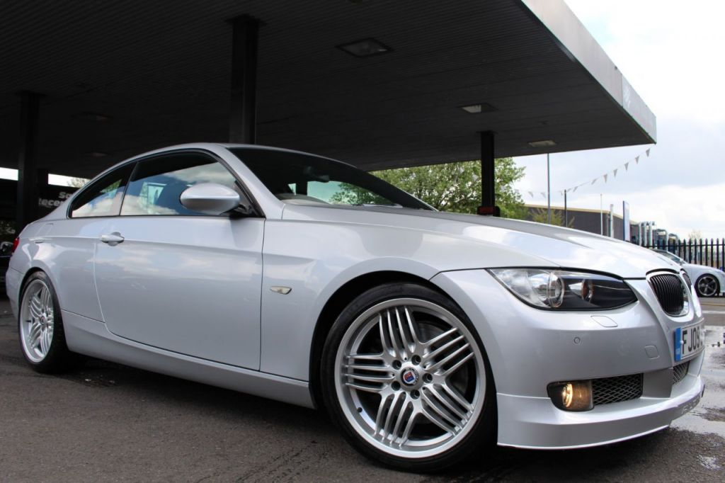 View our BMW ALPINA B3 BI-TURBO