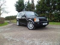 2006 LAND ROVER DISCOVERY 2.7 3 TDV6 SE 5d AUTO 188 BHP £9490.00
