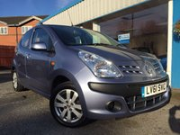 USED 2011 61 NISSAN PIXO 1.0 N-TEC 5d 67 BHP AIR CON ONLY 23081 MILES