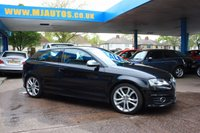 USED 2012 12 AUDI S3 2.0 S3 TFSI QUATTRO 3dr 262 BHP Absolute AWESOME Drive!!! 262bhp!!