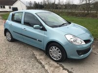USED 2009 09 RENAULT CLIO 1.1 EXPRESSION 16V 5d 75 BHP **LOW MILEAGE**