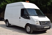 USED 2013 63 FORD TRANSIT 2.2 350 H/R 1d 99 BHP