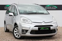 USED 2011 61 CITROEN C4 PICASSO 1.6 GRAND VTR PLUS HDI 5d 110 BHP £0 DEPOSIT FINANCE AVAILABLE, LOW MILEAGE, FULL SERVICE HISTORY, 12 MONTHS MOT, 7 SEATS, REVERSE SENSOR