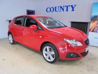 USED 2011 11 SEAT IBIZA 1.4 SPORT 5d 85 BHP * TWO OWNERS * FULL HISTORY *