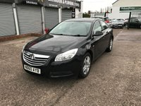 USED 2010 60 VAUXHALL INSIGNIA 2.0 EXCLUSIV CDTI 5d 128 BHP Just Arrived!! Recent Cambelt Change, Diesel