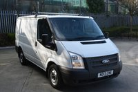 2013 FORD TRANSIT 2.2 T280 FWD 5d 99 BHP SWB LOW ROOF DIESEL MANUAL VAN  £5990.00