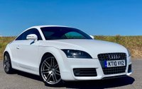 2010 AUDI TT 2.0 TD S line Special Edition Coupe 3dr Diesel Manual (139 g/km, 168 bhp) £7990.00