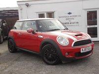 2007 MINI HATCH COOPER 1.6 COOPER S 3d 172 BHP £4595.00