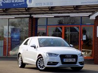 USED 2014 64 AUDI A3 1.6 TDi SE 3dr  *ONLY 9.9% APR with FREE Servicing*