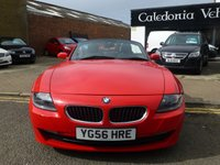 USED 2006 56 BMW Z4 2.0 Z4 SE ROADSTER 2d 148 BHP