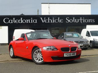 2006 BMW Z4 2.0 Z4 SE ROADSTER 2d 148 BHP £5488.00