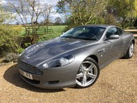 USED 2008 58 ASTON MARTIN DB9 5.9 V12 2d AUTO 470 BHP 1 OWNER