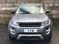USED 2012 12 LAND ROVER RANGE ROVER EVOQUE 2.2 SD4 DYNAMIC 5d AUTO 190 BHP 2 OWNERS CAR++LOW MILES++FULLY LOADED