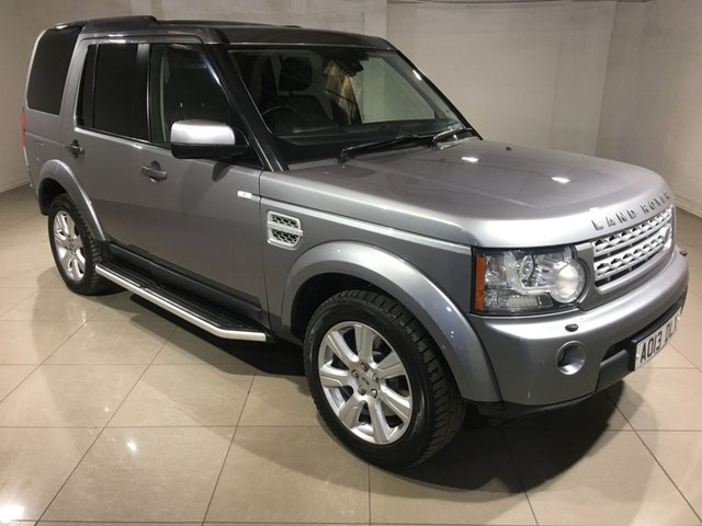 View our 2013 13 LAND ROVER DISCOVERY 3.0 4 SDV6 HSE 5d AUTO 255 BHP