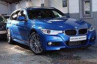 2015 BMW 3 SERIES 3.0 335D XDRIVE M SPORT TOURING 5d AUTO 309 BHP £25995.00