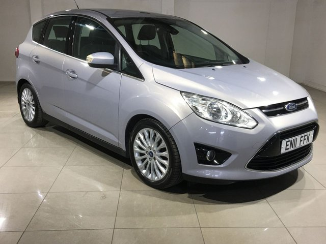 View our 2011 11 FORD C-MAX 1.6 TITANIUM 5d 148 BHP