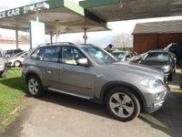 2007 BMW X5 3.0 D SE 5STR 5d AUTO 232 BHP £9995.00