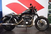 USED 2014 14 HARLEY-DAVIDSON XL 883 N IRON 14, BLACK, LOW MILEAGE!***SOLD***