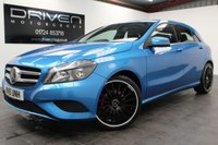 USED 2015 15 MERCEDES-BENZ A CLASS 1.5 A180 CDI BLUEEFFICIENCY SPORT 5d AUTO 109 BHP HATCHBACK