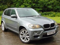 USED 2007 57 BMW X5 3.0 SI M SPORT 5d AUTO  FULL SERVICE HISTORY AND MOT JAN 2018