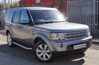 2013 LAND ROVER DISCOVERY 3.0 4 SDV6 HSE 5d AUTO 255 BHP £29995.00