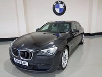 USED 2014 14 BMW 7 SERIES 3.0 ACTIVEHYBRID 7 M SPORT 4d AUTO 316 BHP 2 Previous Owners/Sat-Nav/Power Boot/Rear Camera/Cruise