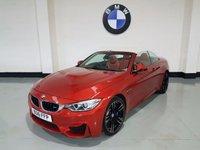 2016 BMW 4 SERIES 3.0 M4 2d AUTO 426 BHP £46995.00