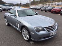 USED 2003 53 CHRYSLER CROSSFIRE 3.2 V6 COUPE AUTO 215 BHP Local car previously supplied by ourselves, last owner since 2004