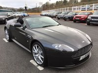 USED 2011 11 ASTON MARTIN VANTAGE S 4.7 ROADSTER V8 Auto 430 BHP One owner with 22,000 miles & just serviced.