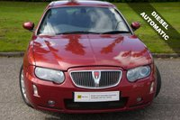USED 2005 ROVER 75 2.0 CONTEMPORARY SE CDTI 4d 129 BHP GREAT VALUE LUXURY SALOON