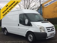 USED 2008 58 FORD TRANSIT T300m Medium Roof panel van Ex Council Delivery T.B.A
