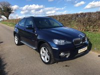 USED 2009 09 BMW X6 XDRIVE30D