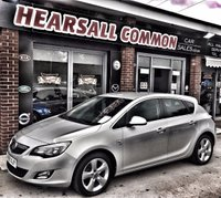 USED 2010 59 VAUXHALL ASTRA 1.6 SRI 5d 113 BHP FINANCE ME FROM £15.67 P/W~12M MOT~SERVICE HISTORY