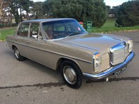 USED 1971 J MERCEDES-BENZ 230 w114 230 automatic RHD BEAUTIFUL USEABLE CLASSIC WITH BUNDLES OF COOL SOUL AND CLASS AUTOMATIC RHD GREAT INVESTMENT MUST BE SEEN!!!!!!!!!!!!