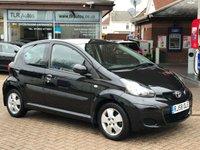2009 TOYOTA AYGO 1.0 BLACK VVT-I 5d 67 BHP £3695.00