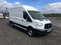 2014 FORD TRANSIT 350 125PS L3H3 LWB HIGH ROOF PANEL VAN £10695.00