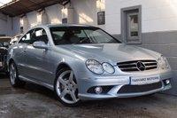 2007 MERCEDES-BENZ CLK 2.1 CLK220 CDI SPORT 2d 148 BHP £6495.00