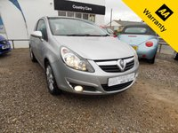 USED 2008 08 VAUXHALL CORSA 1.2 SXI A/C 16V 3d 80 BHP GREAT CITY CAR ! AFFORDABLE FOR A SPORTY SMALL HATCHBACK!