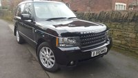 USED 2011 LAND ROVER RANGE ROVER 4.4 TDV8 VOGUE 5d AUTO 313 BHP