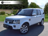 USED 2014 64 LAND ROVER DISCOVERY 4 3.0 SDV6 HSE 5d AUTO 255 BHP VAT QUALIFYING  LOW MILEAGE AUTOMATIC