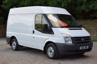 USED 2011 11 FORD TRANSIT 2.2 260 SHR 85 BHP