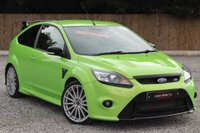 USED 2010 10 FORD FOCUS 2.5 RS 3d 300 BHP STUNNING CAR THROUGHOUT | FINANCE AVAILABLE