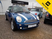 USED 2005 55 MINI HATCH ONE 1.6 ONE 3d 89 BHP LOVELY SPEC - WELL LOOKED AFTER