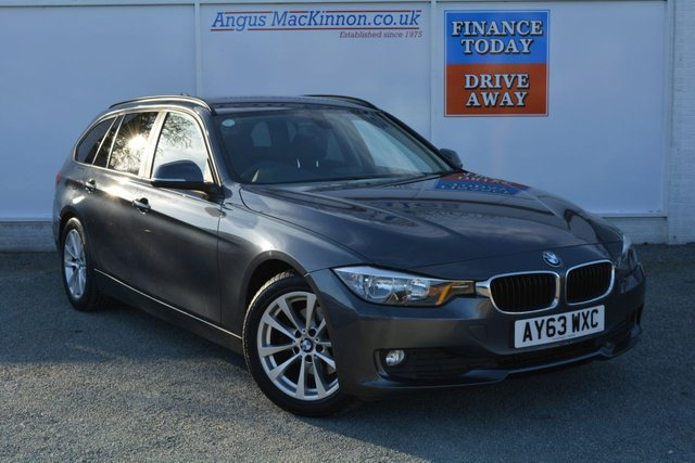 2013 63 BMW 3 SERIES 2.0 320D SE TOURING 5d AUTO 181 BHP