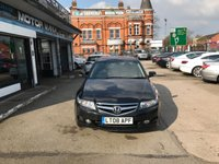 USED 2008 08 HONDA ACCORD 2.0 EXECUTIVE VTEC 4d AUTO 155 BHP