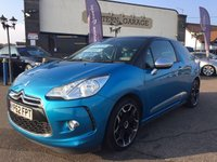 USED 2012 62 CITROEN DS3 1.6 E-HDI AIRDREAM DSPORT 3d 111 BHP