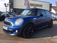 2012 MINI HATCH COOPER 2.0 COOPER SD 3d 141 BHP £6495.00