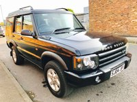 USED 2004 04 LAND ROVER DISCOVERY 2.5 Pursuit SUV 5dr Diesel Manual (262 g/km, 136 bhp) £2000 BELOW RETAIL PRICE