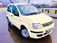 USED 2009 59 FIAT PANDA 1.2 Eco Dynamic ECO 5dr 12 MONTH MOT JUST SERVICED