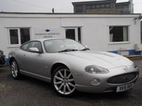 USED 2005 05 JAGUAR XK8 COUPE 4.2 COUPE 2d AUTO 292 BHP SUPERB XK8 WITH PLATE TO MATCH